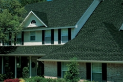 Large House Timberline Hunter Green